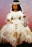 pictures of bridal dolls - Google Search #indianbeddoll