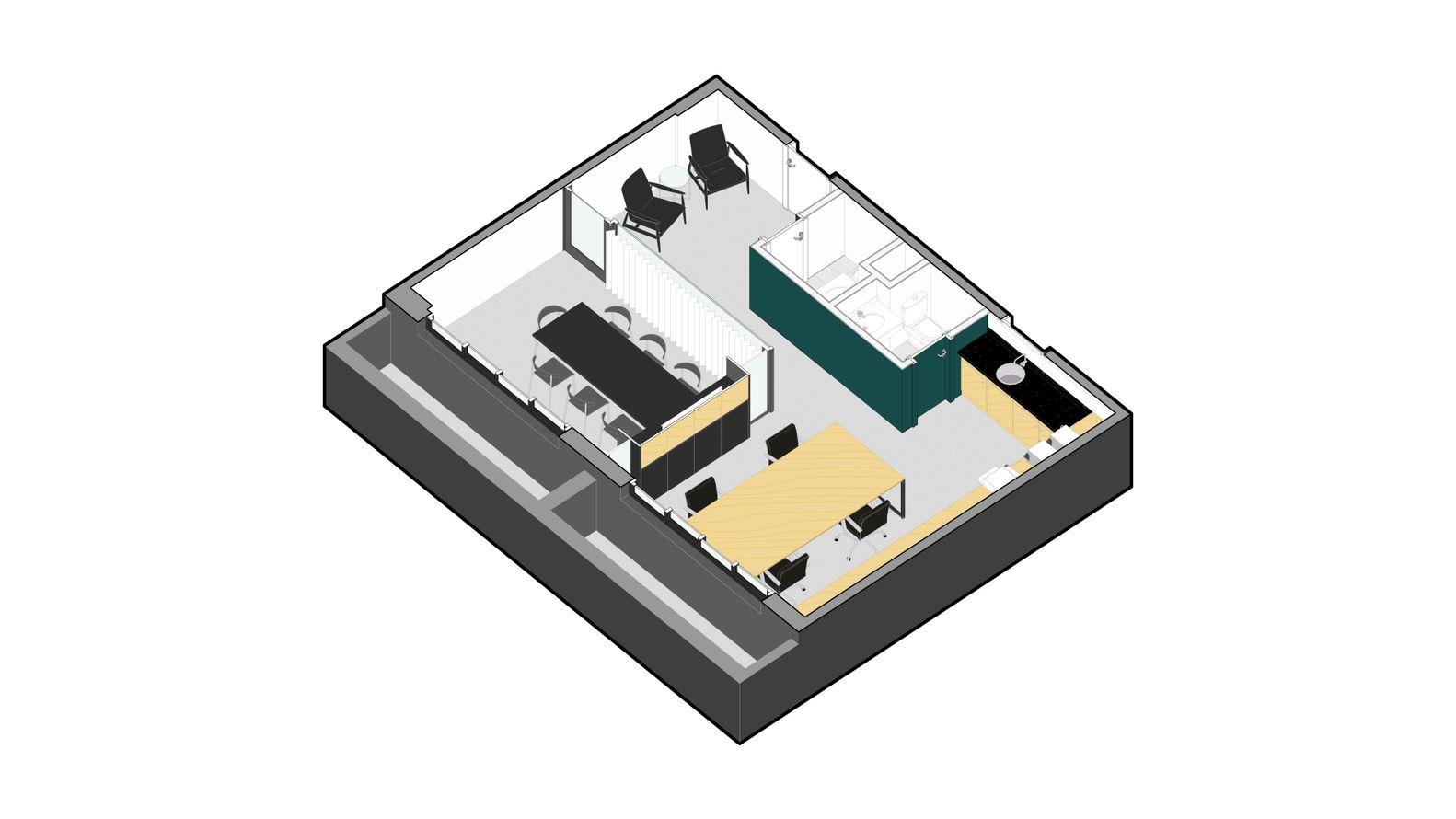 Gallery of AB&D Office / Solo Arquitetos 13 Arquiteta