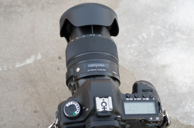 Review Sigma 24 105mm F4 Dg Os Hsm Lens Canon Ef The Phoblographer Canon Lens Photography Education Sigma