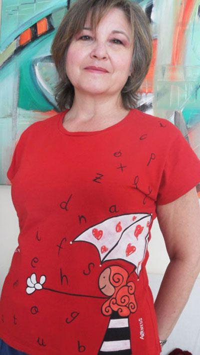 4gente guapa con sus camisetas arteneus Gente wapa con sus Camisetas Arteneus!!!