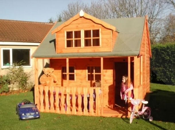 Garden Sheds For Kids kids garden playhouses - google search | kids doll houses
