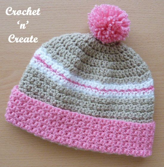 Crochet Childs Hat Scarf Crocheting Childrens Crochet Hats