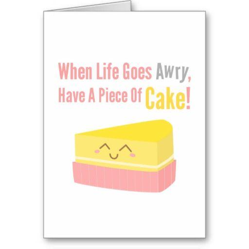 cute cake quotes