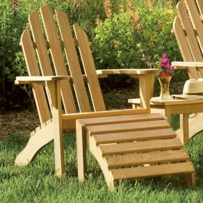 Adirondack chairs for the yard or patio