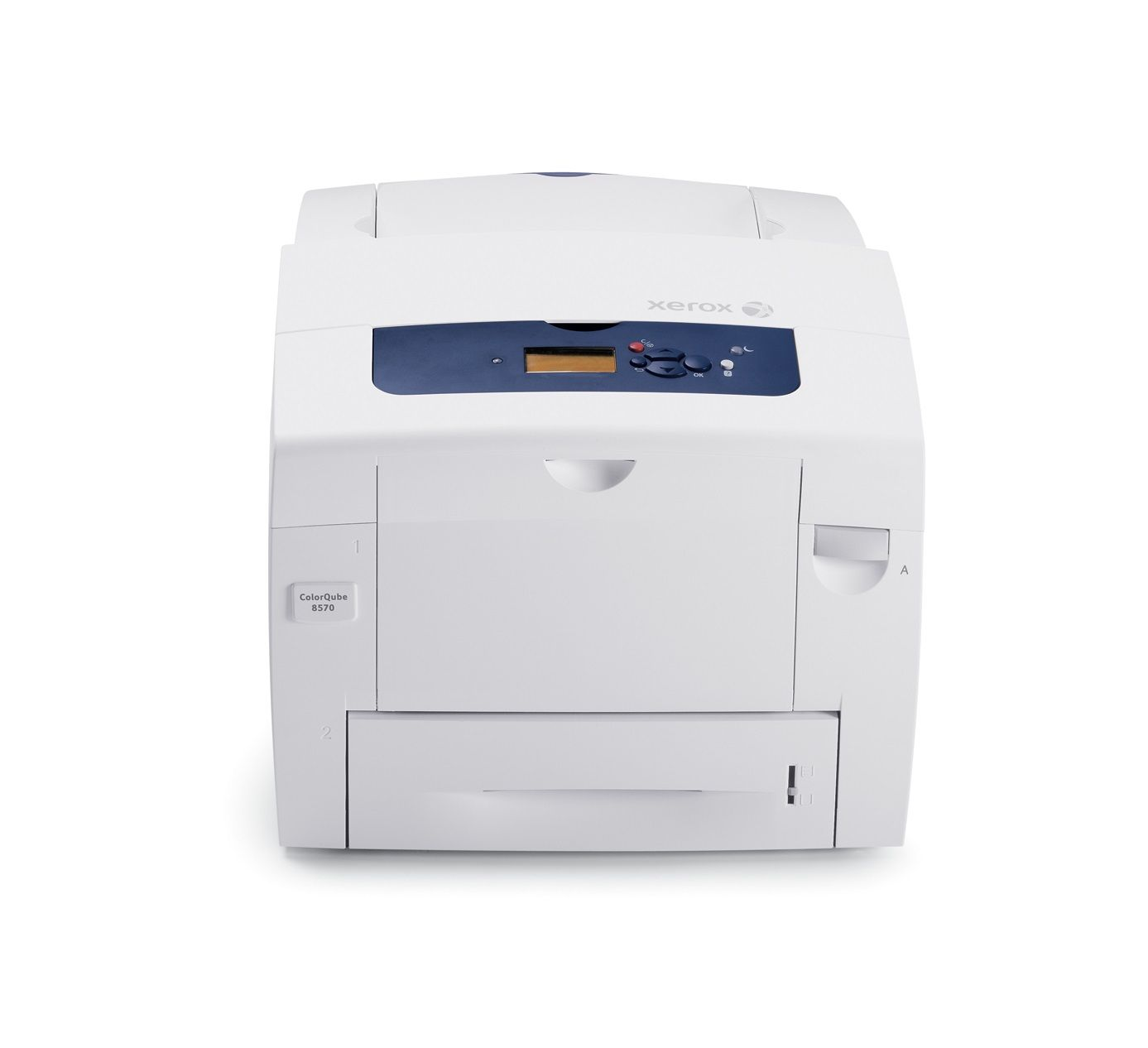 Xerox Colorqube 8570 Fast Print Speed Incredible Detail And