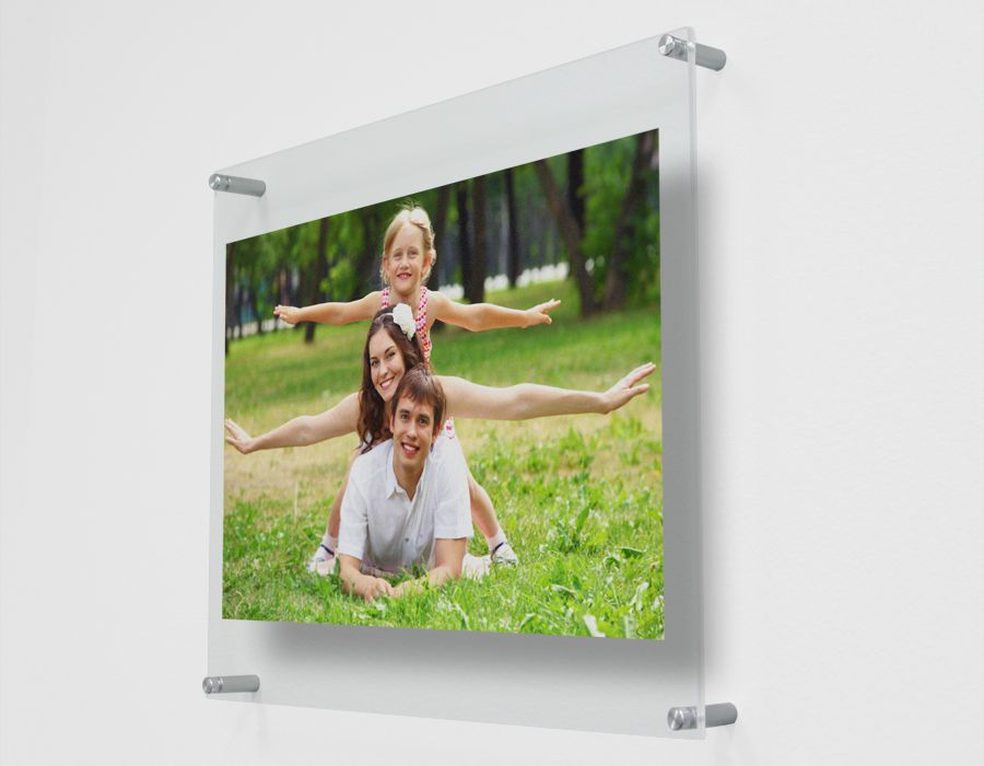 21 X 27 Double Panel Wall Frame For 18 X 24 Art Dentistry