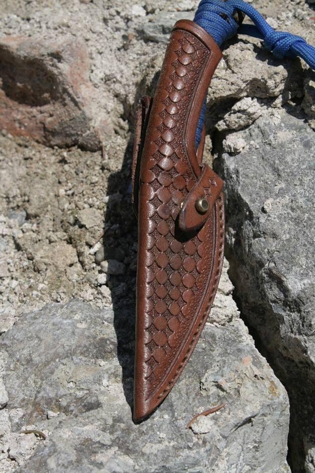 leather knife sheats