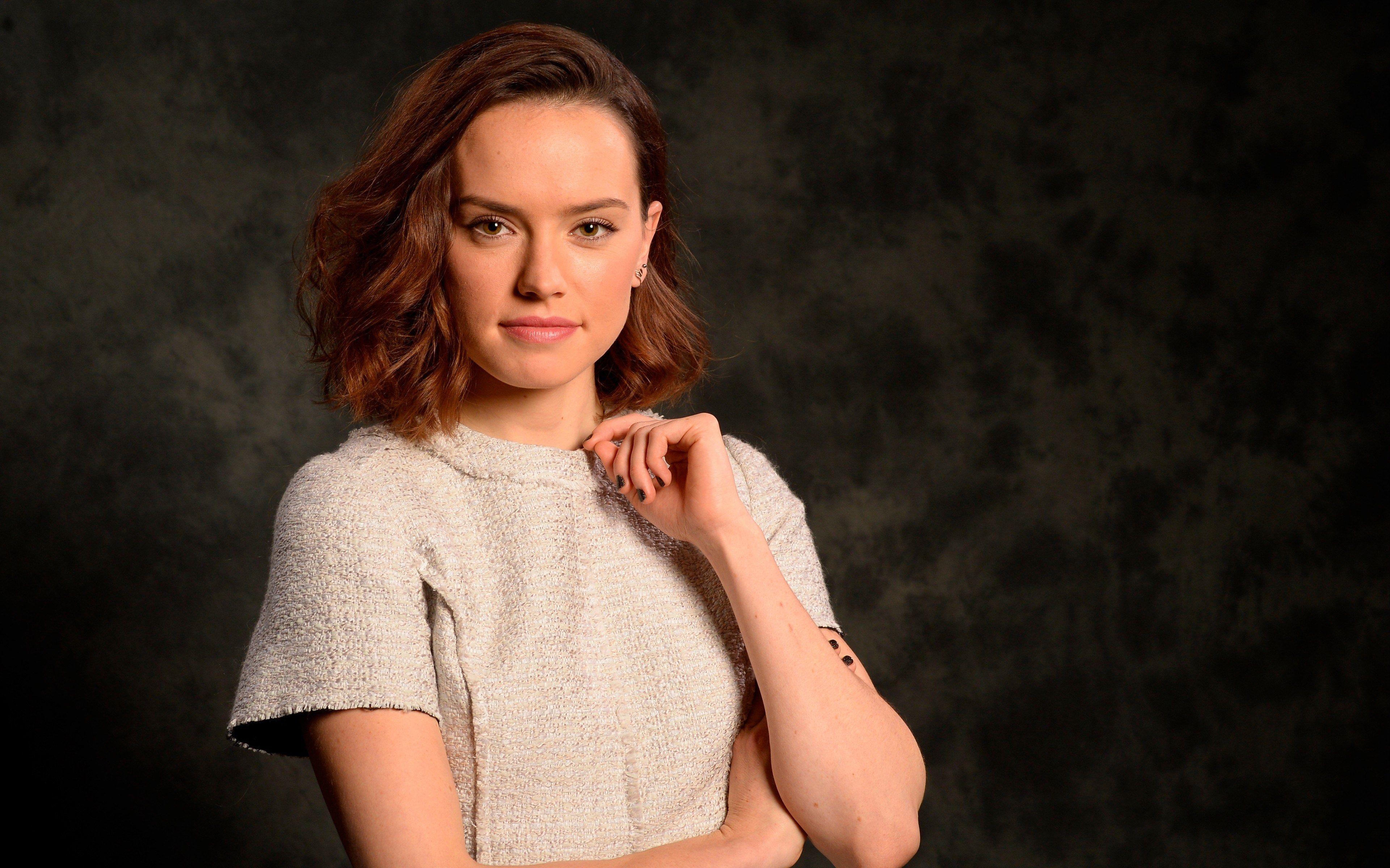 3840x2400 Daisy Ridley 4k Wallpaper Best Daisy Ridley Daisy Ridley Star Wars Actresses