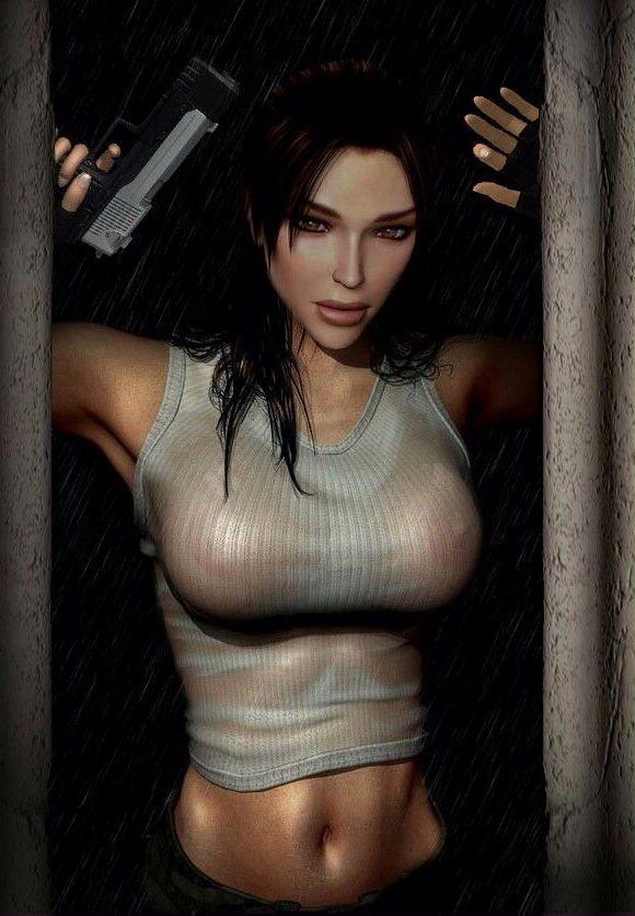 Lara croft game Sexy