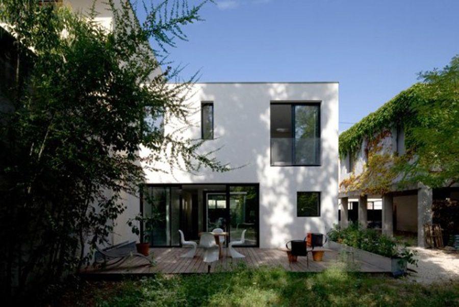 modular compact urban house design ideas mohomycom - Urban Home Design