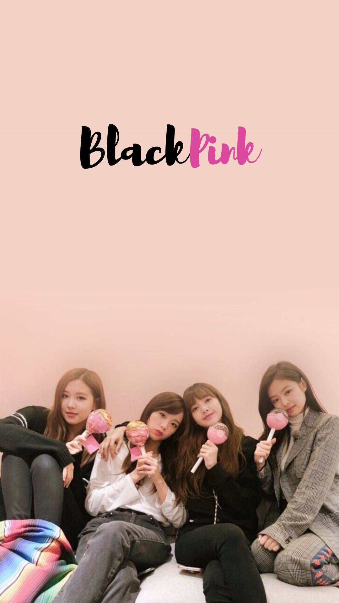 Blackpink Lisa Jennie Jisoo Chaeyoung Wallpaper For Blinks