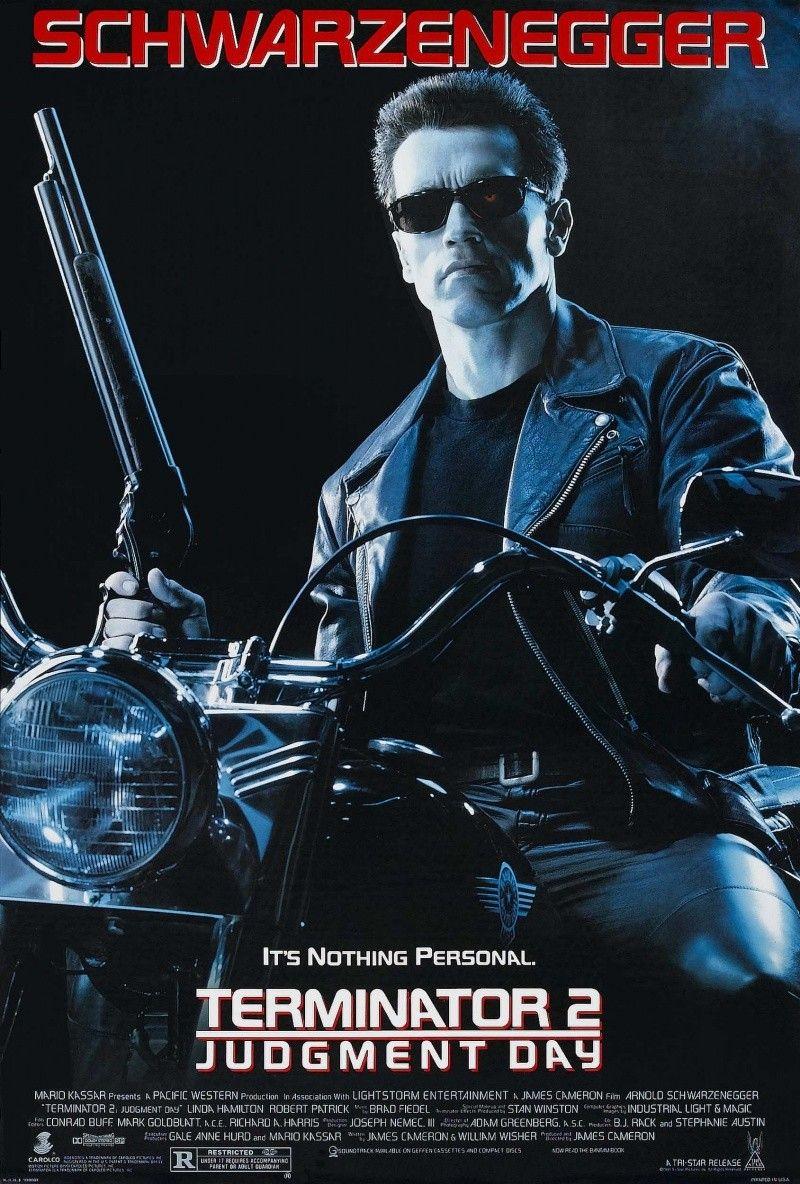 Terminator 2 Judgment Day 1991 Terminator Movies Good Movies Terminator