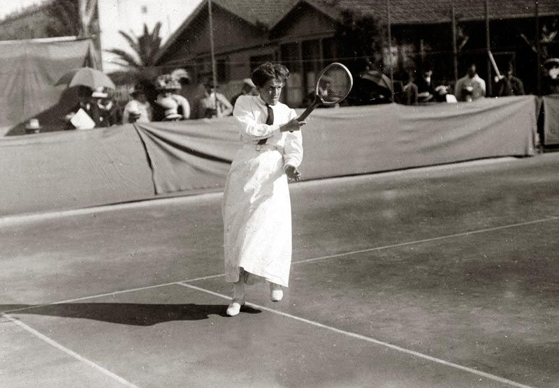 1906, Dorothea Douglass
