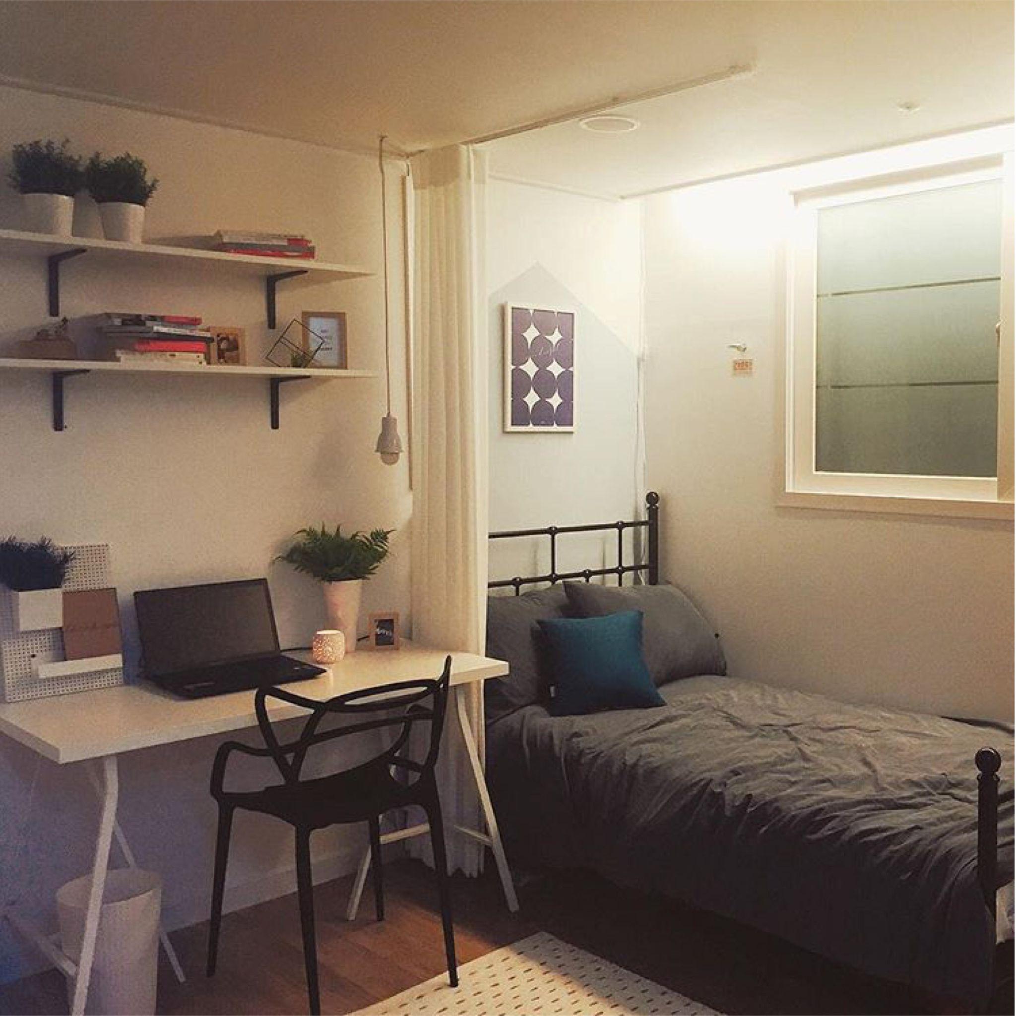ˏˋ Pinterest Murlktea ˎˊ 一人暮らし部屋レイアウト インテリアデザイン 室内装飾
