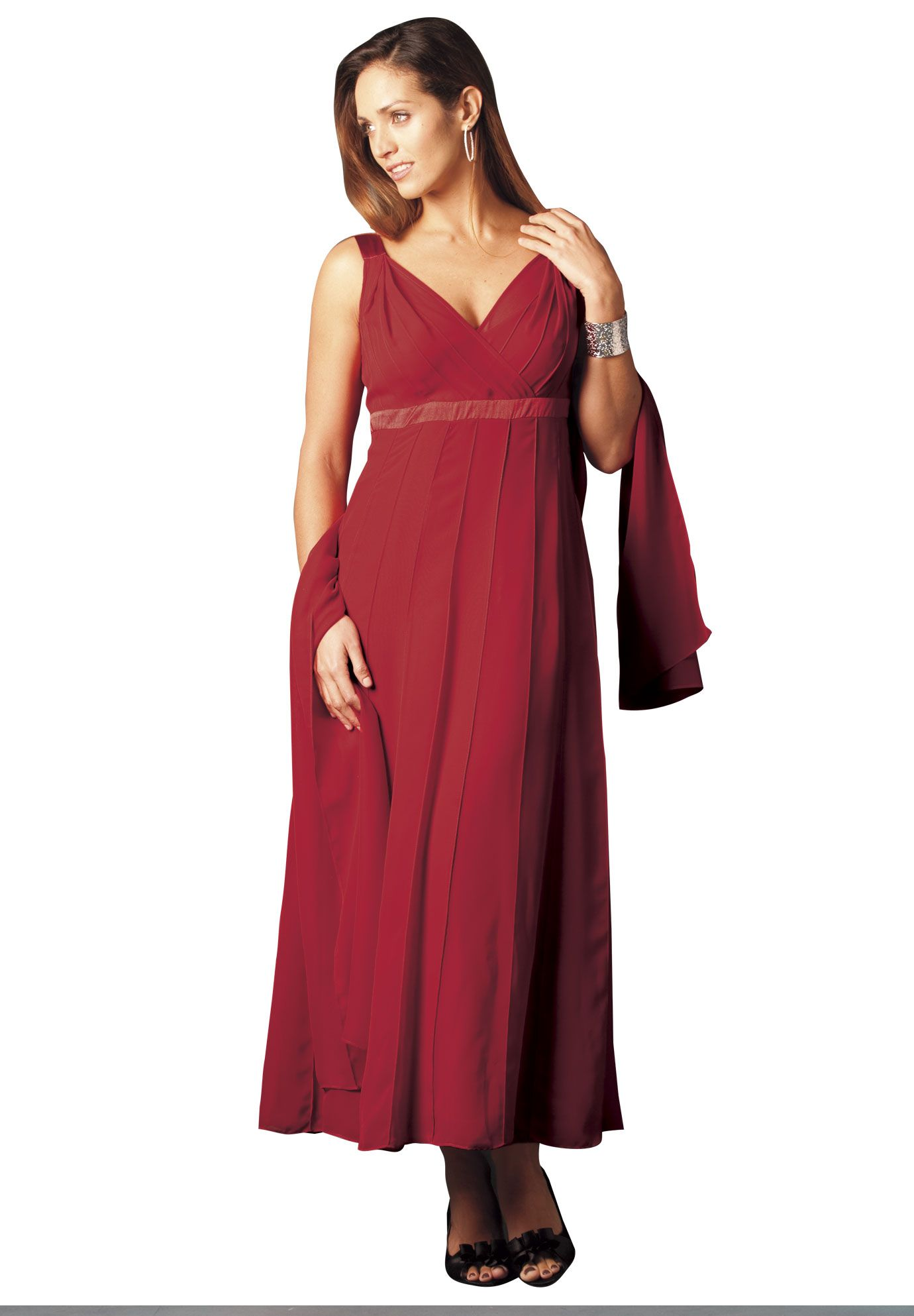Evening Dress and Formal Wrap | Plus Size Special Occasion Dresses ...