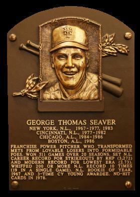 Photo of Tom Seaver