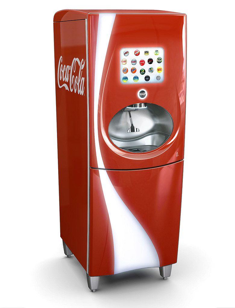 Where To Buy A Coca Cola Freestyle Machine