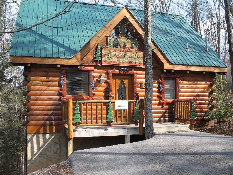 Cabins To Rent In Smokey Mountains By A Creek Smoky Mountains Pet