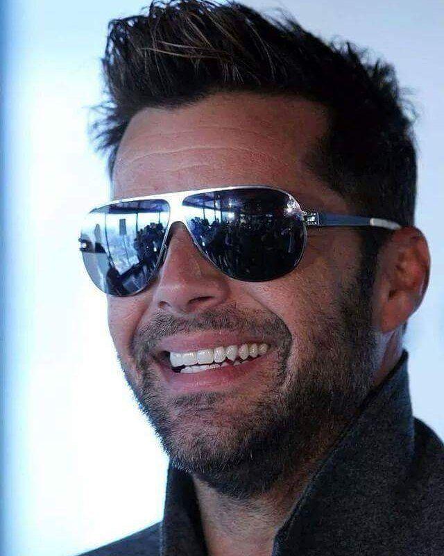 @ricky_martin #Boricua #TheKing #Love #BestSmile #RickyMartin #Idol #Latin #JpusBrasil
