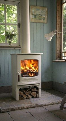 Fuel for the fire if you can source wood locally and cheaply a woodburner is a better prospect - Estufa lena pequena ...