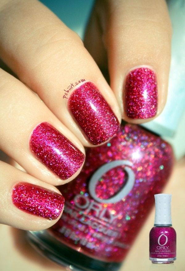 55 Easy New Years Eve Nails Designs and Ideas 2018 | Winter nails ...