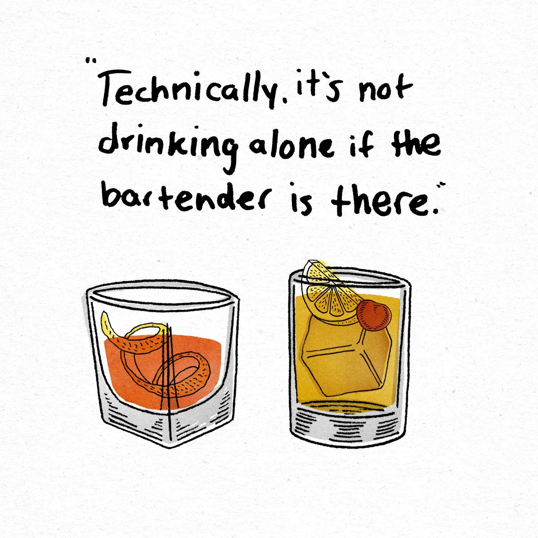 Bartender's best friend.