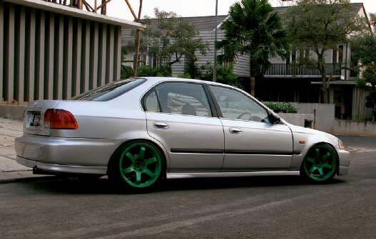 Ek Sedan On Rota Grid 2 S Honda Civic Sedan Honda Civic Civic Jdm