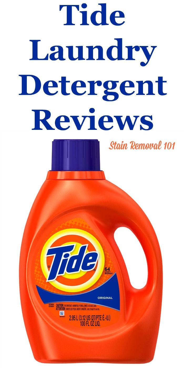 Tide Detergent Reviews Ratings And Information Tide Detergent