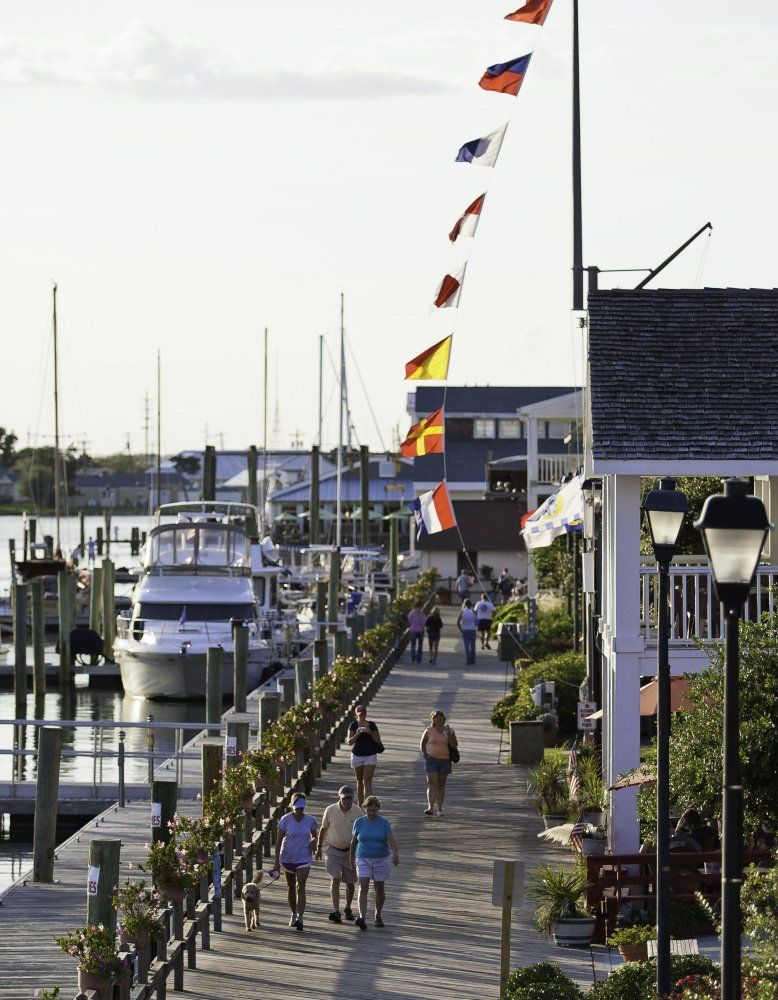 Americas favorite towns beach town places to go