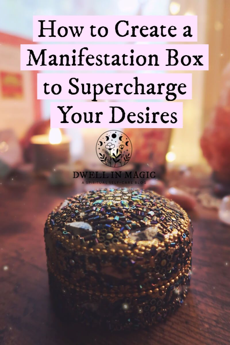 How to Create a Magic Box & Supercharge Your Dreams Book