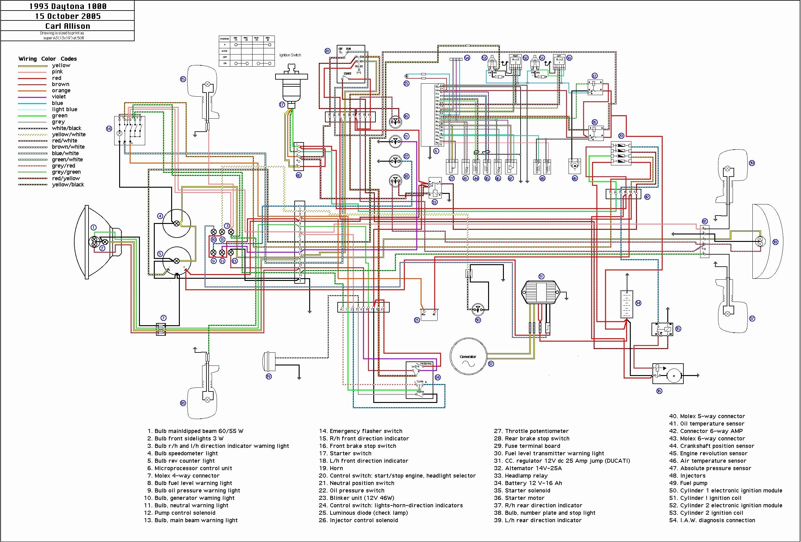 5 Way Light Switch Wiring Diagram - Database