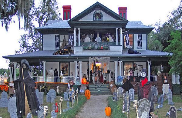 halloween decoration-ideas Decoration, Halloween 2014 and - scary halloween house decorations