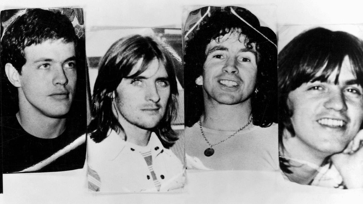 Live fast, die young: Bon Scott – fleischgewordener Rock \'n\' Roll ...