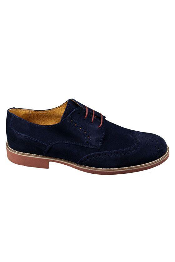 Zapatos azul marino oficinas para hombre MeRVXg