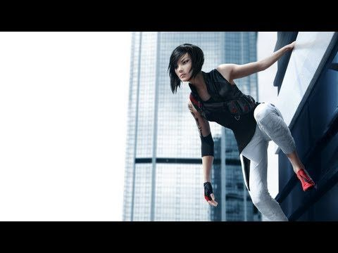 Wallpaper Mirrors Edge, Catalyst, Faith Connors, PC, PS4, Xbox One, Games #10639