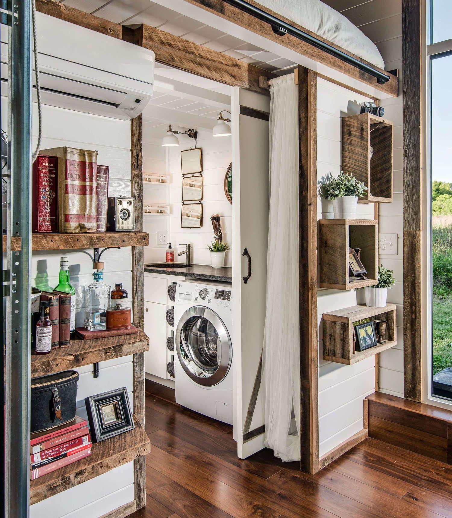 Photo of Innovative winziges Haus präsentiert luxuriöse Dettagli sul budget Budget – Besten Haus Dekoration