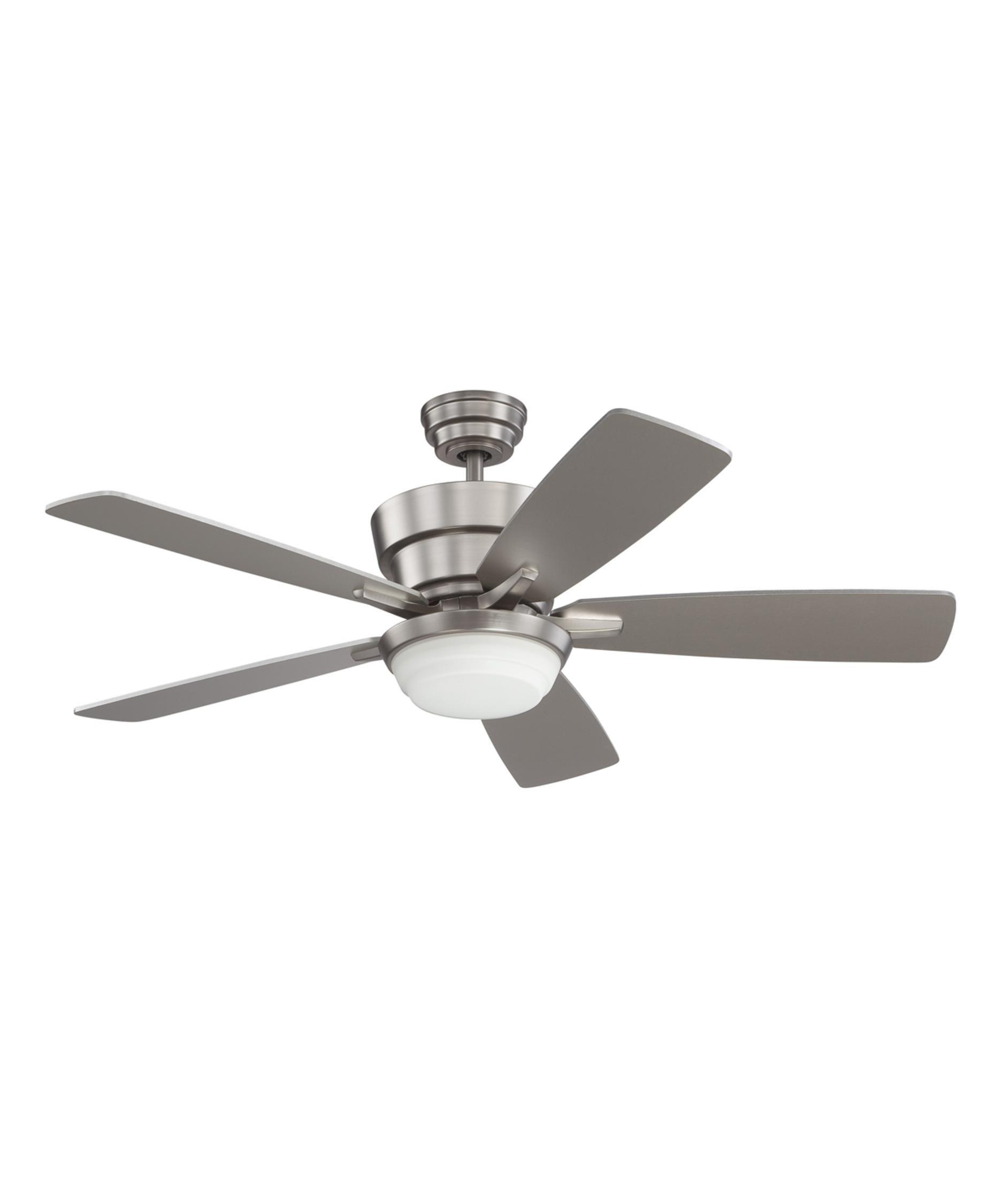 Hunter Fans Dempsey Fresh White 44 Inch Outdoor Two Light Led Ceiling Fan 50399 Bellacor Ceiling Fan Led Ceiling Fan Fan Light
