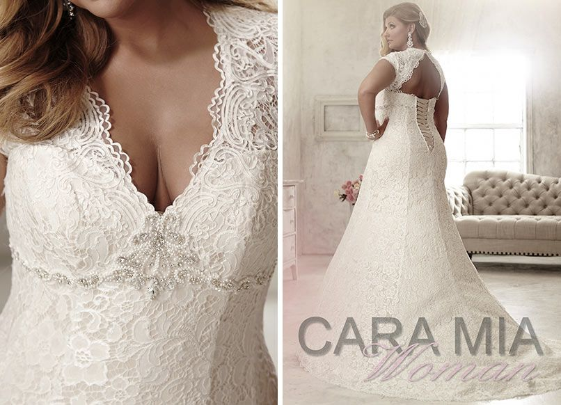 Eternity Bride 29260 from the Cara Mia Woman collection