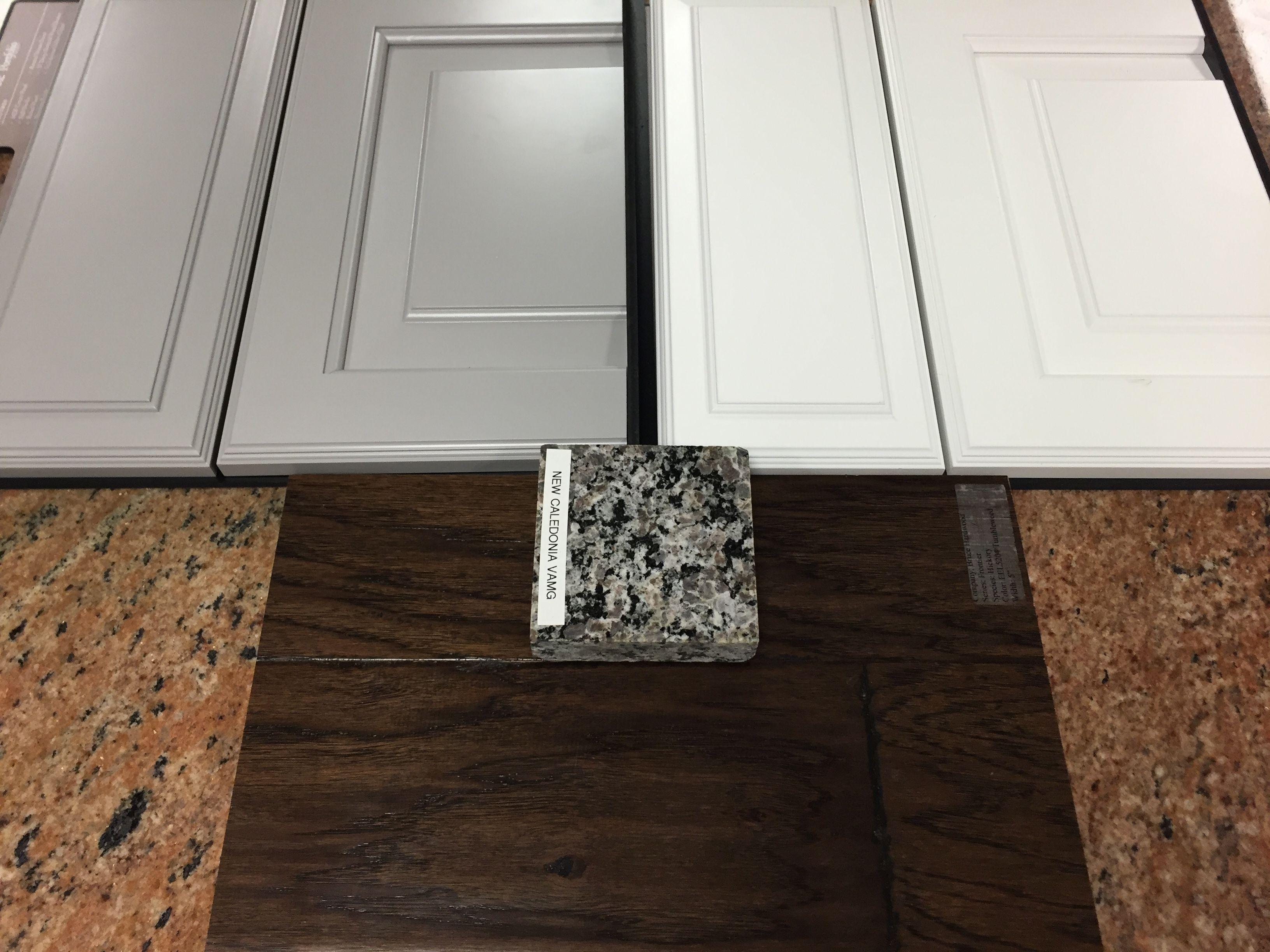 New Caledonia Granite Painted Linen Cabinet Gray Rushmore