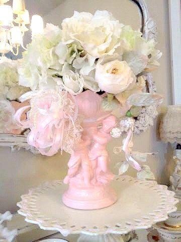 Unique Shabby Chic Flower Arrangements Marie Antoinette Shabby Chic Rose Flowe Flower Arrangements Wedding Diy Unique Flower Arrangements Flower Arrangements