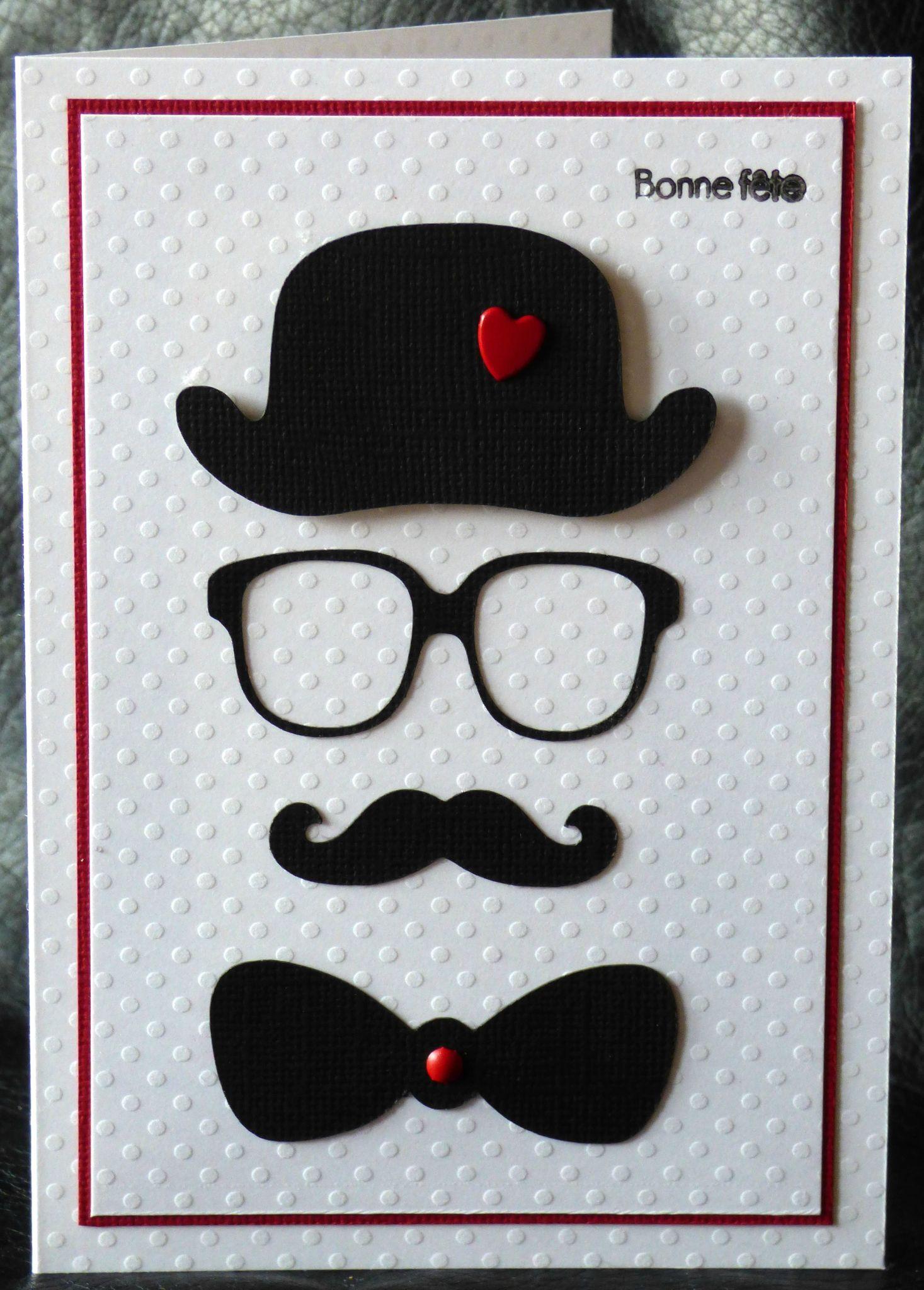 un gentleman anglais un t l phone r tro 2 cartes de f te des p res les 2 mains. Black Bedroom Furniture Sets. Home Design Ideas