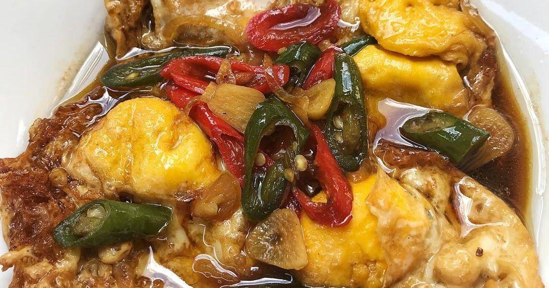 Resep Telur Ceplok Tumis Kecap By Dianayupuspitasari Resep Masakan Indonesia Makan Malam Resep Makanan