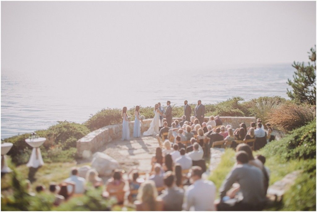 Wind And Sea Estate In Sur Ca California Coast Wedding Venue