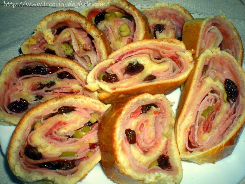 Pan de jam n tradicional venezolano receta de claudio for Cocina tradicional