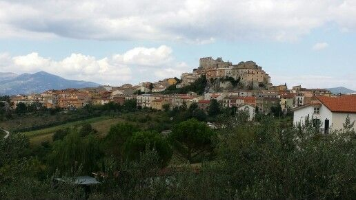 Bagnoli Del Trigno Italy As Seen From My Grandfather S