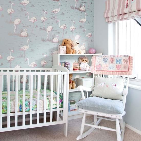 Chimney T With Pale Fl Wallpaper Bedroom And What It Can Do For You Housetohome Co Uk