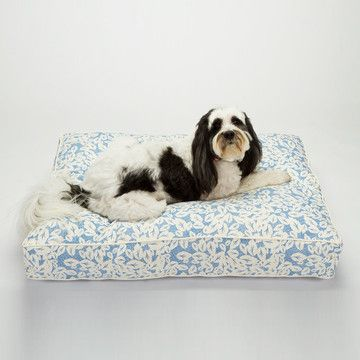 why are all the pretty dog beds so expensive dogs dog pillow bed dog bed designer dog beds. Black Bedroom Furniture Sets. Home Design Ideas