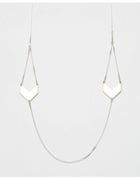 Solar Arrow Necklace