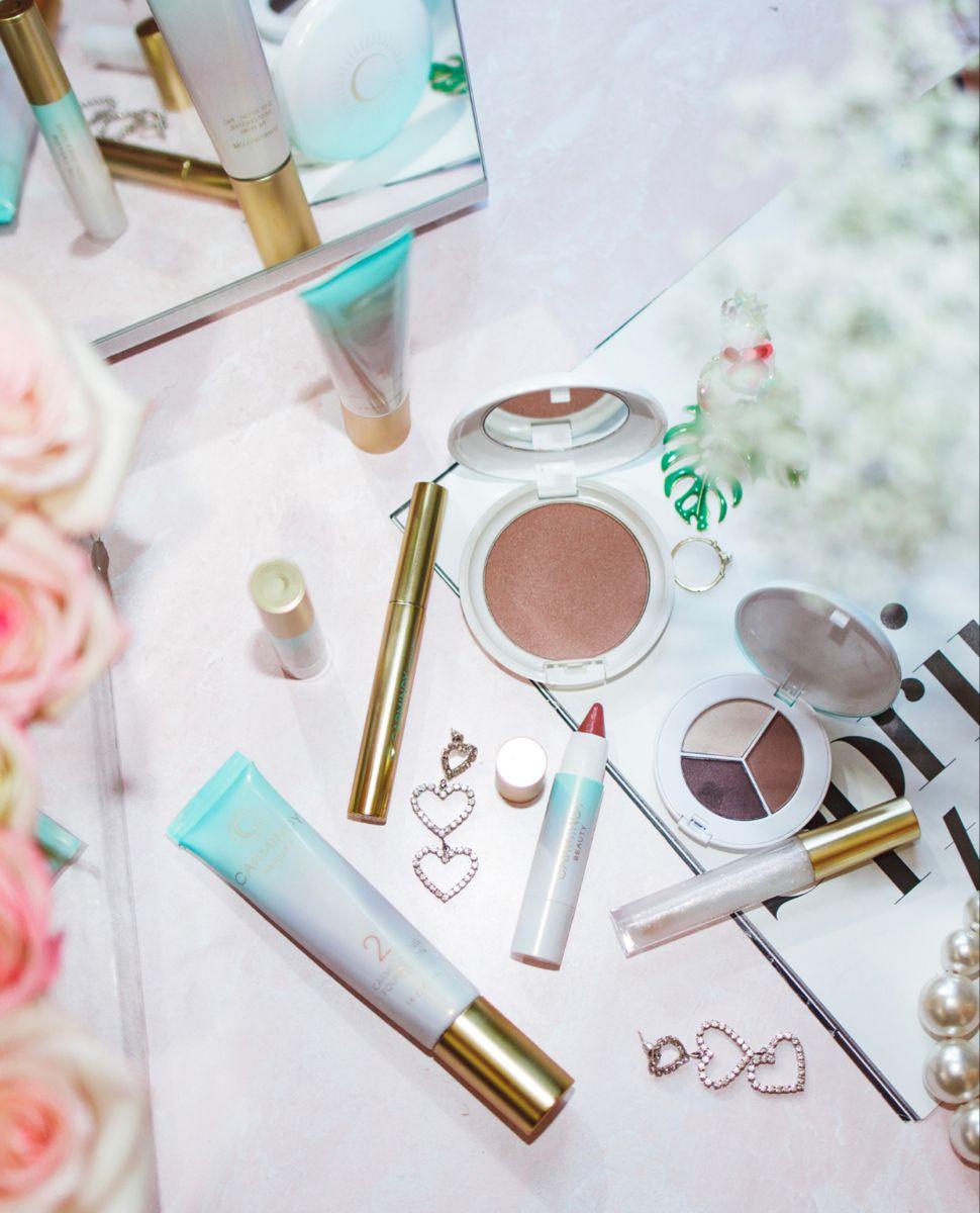 Carmindy Beauty makeup launch for spring at QVC makeup