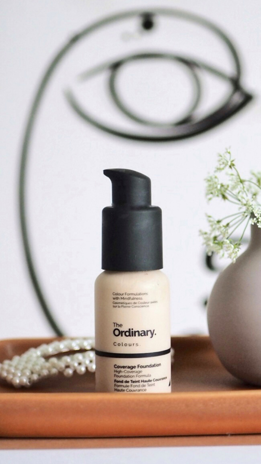 The Ordinary foundation review from is The